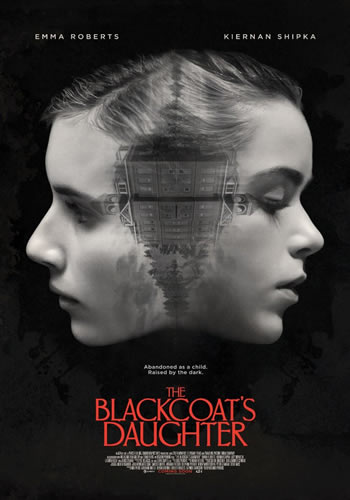 Poster The Blackcoat's Daughter (2015)